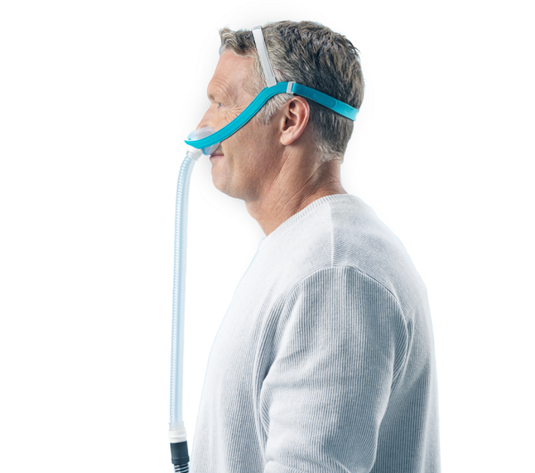 Fisher Paykel Evora CPAP Mask Side View