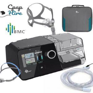 BMC Luna G3 Auto CPAP Machine With Mask