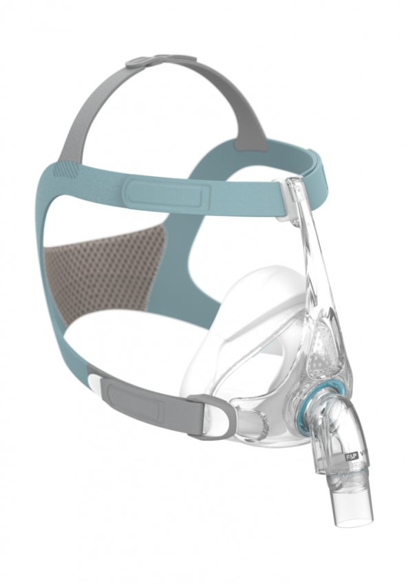 Vitera CPAP Mask Side View Product Image