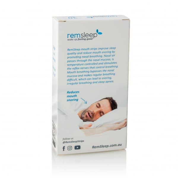 RemSleep Mouth Strips